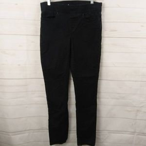 Levis Black High Waist Elastic Skinny Jegging Jean